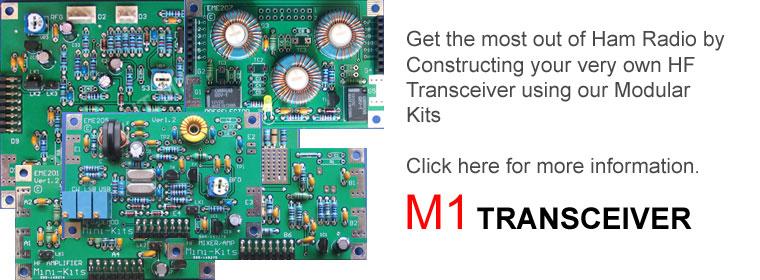 M1 HF Transceiver