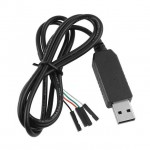 USB A to RS232 TTL UART PL2303 Serial Cable
