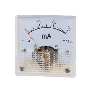 Analogue Panel Meter 50mA