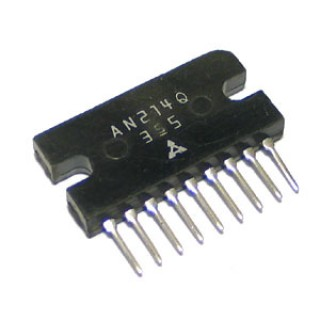 AN214Q Audio Amplifier