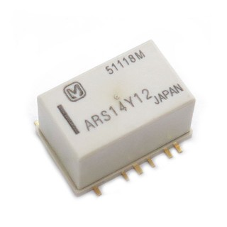 ARS14Y12 Relay 12vdc 3GHz 50ohm