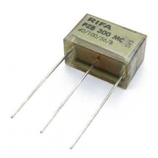 Mains EMI Filter Capacitor