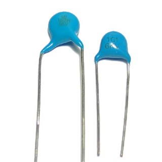 Leaded High Voltage Capacitors