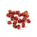Coil Inductor 7.5 Turns, 3.5mm Diameter