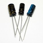 Leaded Electrolytic Capacitors