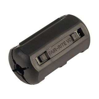 FC75-164281 Clamp On EMI Ferrite 6.3mm Cable 75 Material ui=5000