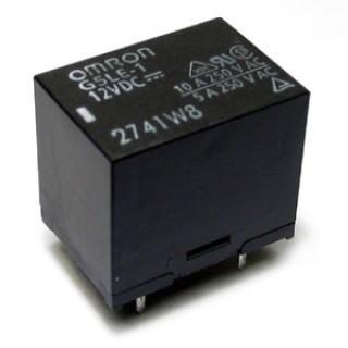 G5LE-1-DC12 SPDT 12vdc 8A