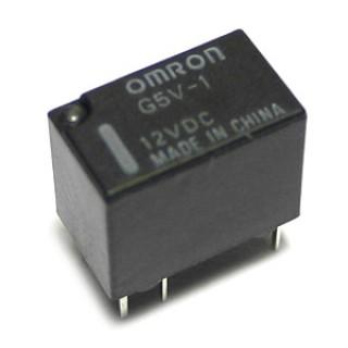 G5V-1-DC12 Relay 12vdc 1A