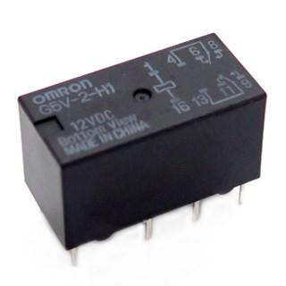 G5V-2-H1-DC12 Relay DPDT 12vdc 1A