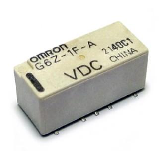 G6Z-1F-A-DC5 Relay 5vdc 2.6GHz 50ohm