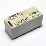 G6Z-1F-DC12 Relay 12vdc 2.6GHz 75ohm