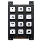 12 Key 3x4 Numeric Keypad