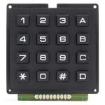16 Key 4x4 Numeric Keypad