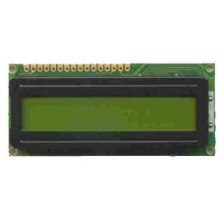 LCD1 Display 16x2 Green/Black