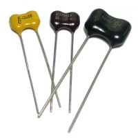 Leaded Mica RF Capacitors