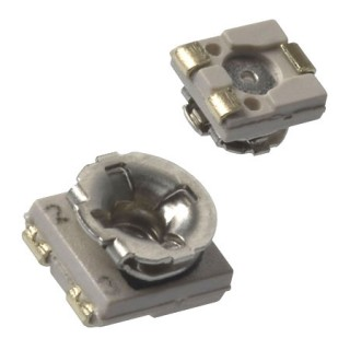 PVZ3A Series 3mm 500ohm Single Turn Trimpot