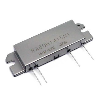 RA80H1415M1 RF Module 80W 144-148MHz