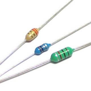 Leaded RF Choke Inductor