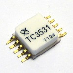 TC3531 1W 5.8GHz MMIC