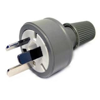 AC Plug 240V Grey