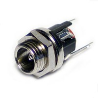DC JACK Chassis 2.1mm