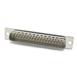 D Male 37 Pin Chassis