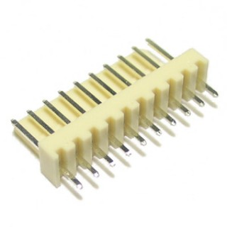 2.54mm 10 Way PCB Header