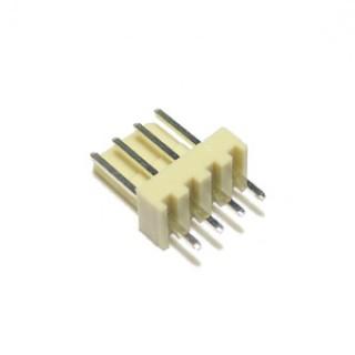 2.54mm 4 Way PCB Header