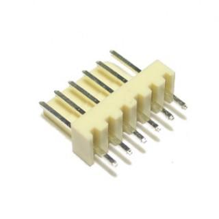 2.54mm 6 Way PCB Header