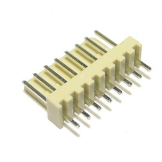 2.54mm 8 Way PCB Header