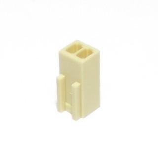 2.54mm 2 Way Header Socket