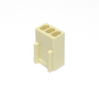 2.54mm 3 Way Header Socket