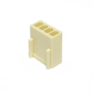 2.54mm 4 Way Header Socket