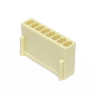 2.54mm 8 Way Header Socket