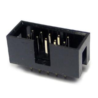 IDC10P 5x2 DIL 2.54mm