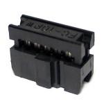 IDC10S 5x2 DIL 2.54mm