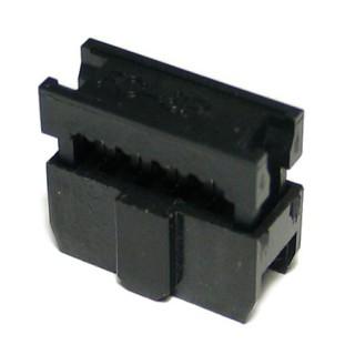 IDC8S 4x2 DIL 2.54mm