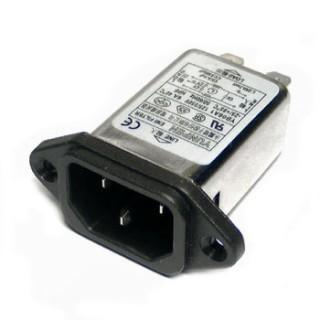 IEC Male 125/250V AC 6A