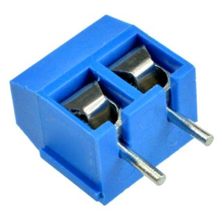 Terminal Block KF301-2P 2 Way 5.08mm