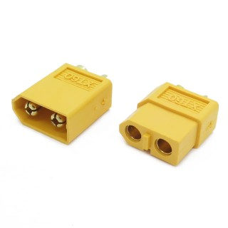 XT60 Male/Female Connector Kit