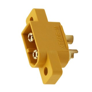 XT60E Male Chassis Connector