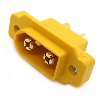 XT60E1 Male Chassis Connector