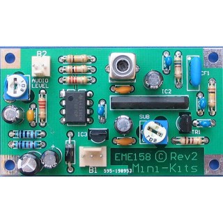 5.5 to 6.5MHz Audio Subcarrier