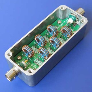 1.8MHz 11th Order High Pass Filter