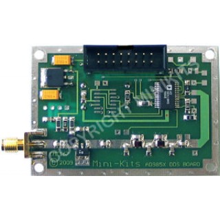 Basic AD9851 DDS VFO