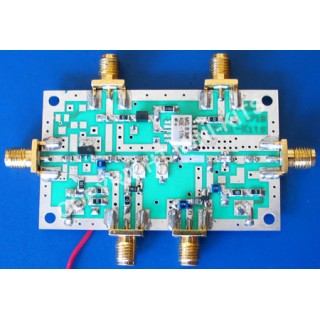 1180-1700MHz Frequency Converter with +17dBm ADE-17H+ Mixer