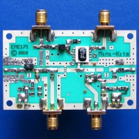 2700-4500MHz Frequency Converter with a +7dBm Mixer