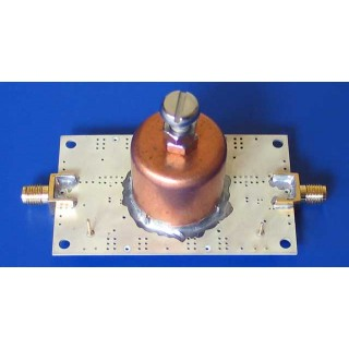 3400MHz Frequency Filter