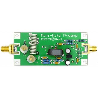 6m 50-54MHz Receive Only Preamplifier