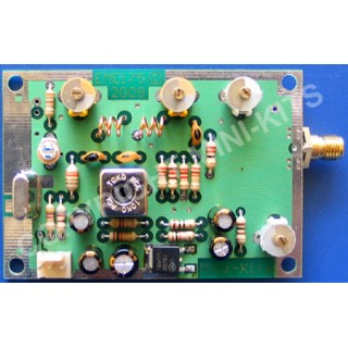 540 to 600MHz Low Noise Butler Oscillator